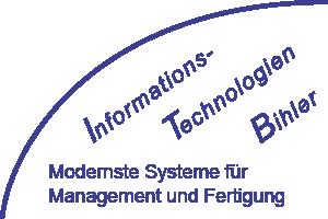 Logo der InformationsTechnologienBihler